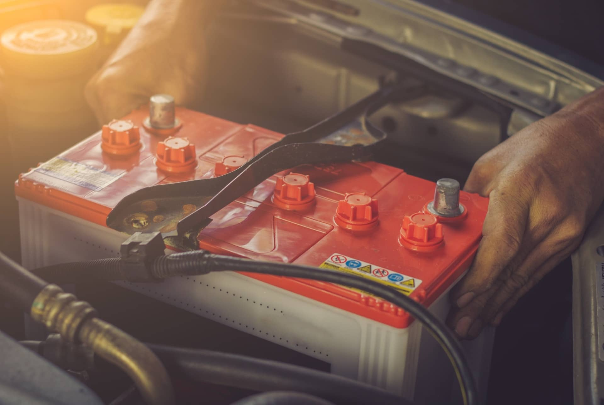 Car Batteries at Links Automotive Macclesfield