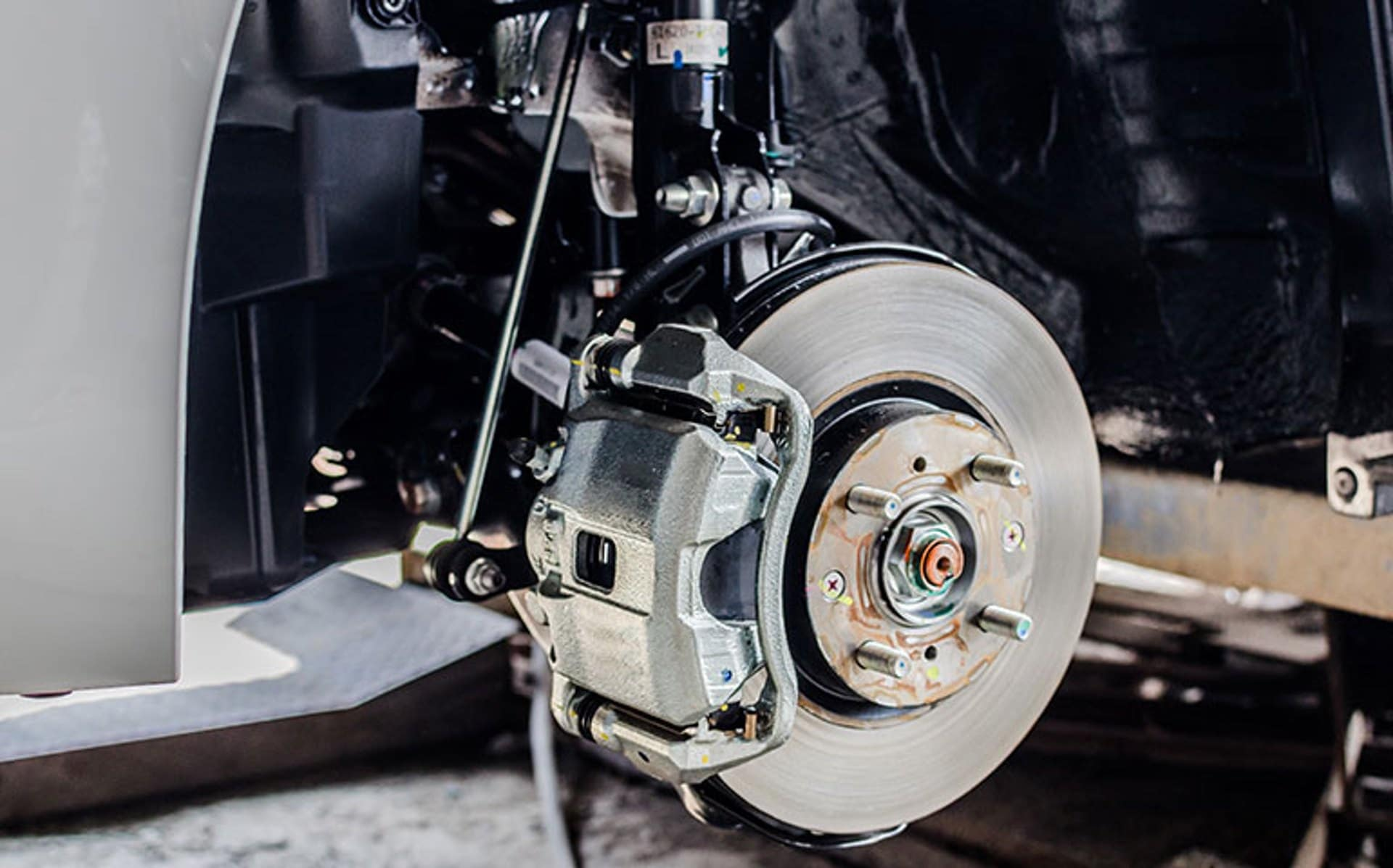 Brakes at Links Automotive